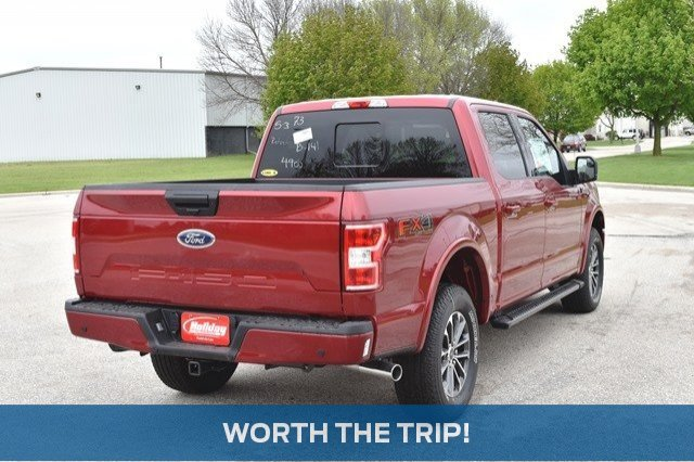 2019 F-150 SuperCrew Cab 4x4,  Pickup #19F565 - photo 10