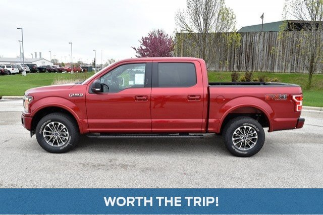 2019 F-150 SuperCrew Cab 4x4,  Pickup #19F565 - photo 2