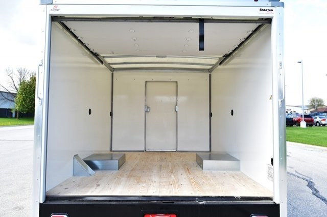 2019 E-350 4x2,  Supreme Spartan Cargo Cutaway Van #19F594 - photo 13