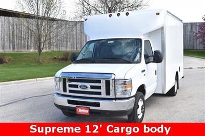 2019 E-350 4x2,  Supreme Spartan Cargo Cutaway Van #19F594 - photo 4