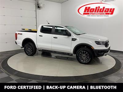 2019 Ranger SuperCrew Cab 4x4,  Pickup #19F598 - photo 1
