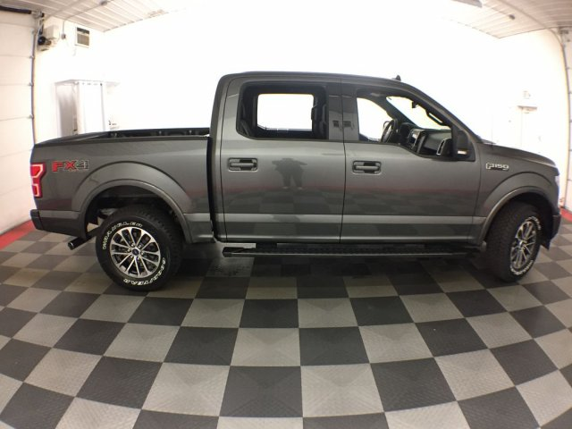 2019 F-150 SuperCrew Cab 4x4,  Pickup #19F60 - photo 8