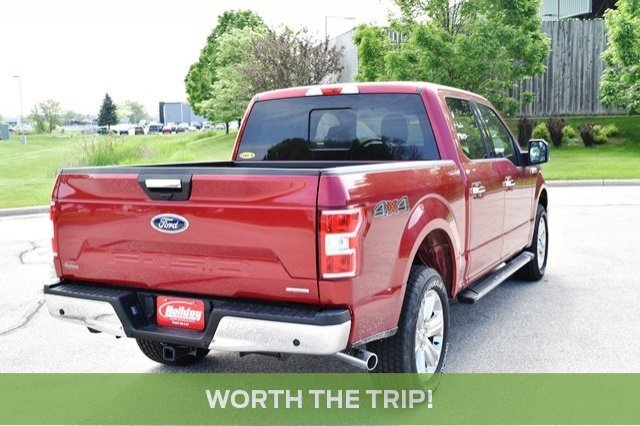 2019 F-150 SuperCrew Cab 4x4,  Pickup #19F618 - photo 10