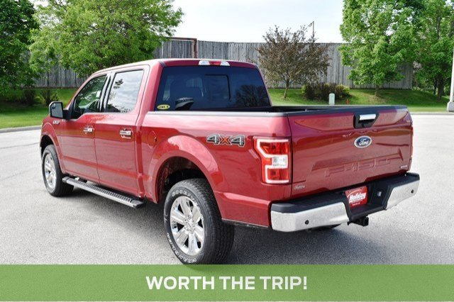 2019 F-150 SuperCrew Cab 4x4,  Pickup #19F618 - photo 6