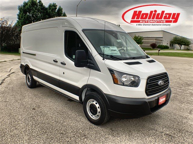 2019 Transit 250 Med Roof 4x2,  Empty Cargo Van #19F621 - photo 1