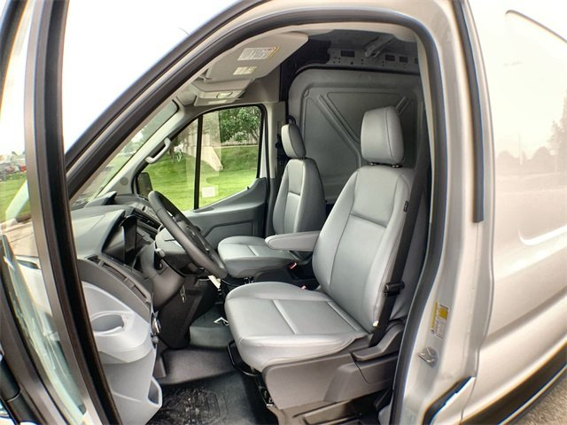 2019 Transit 250 Med Roof 4x2,  Empty Cargo Van #19F621 - photo 4