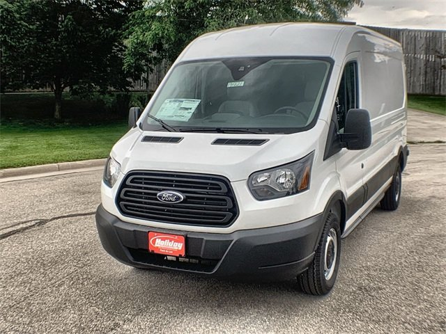 2019 Transit 250 Med Roof 4x2,  Empty Cargo Van #19F621 - photo 5