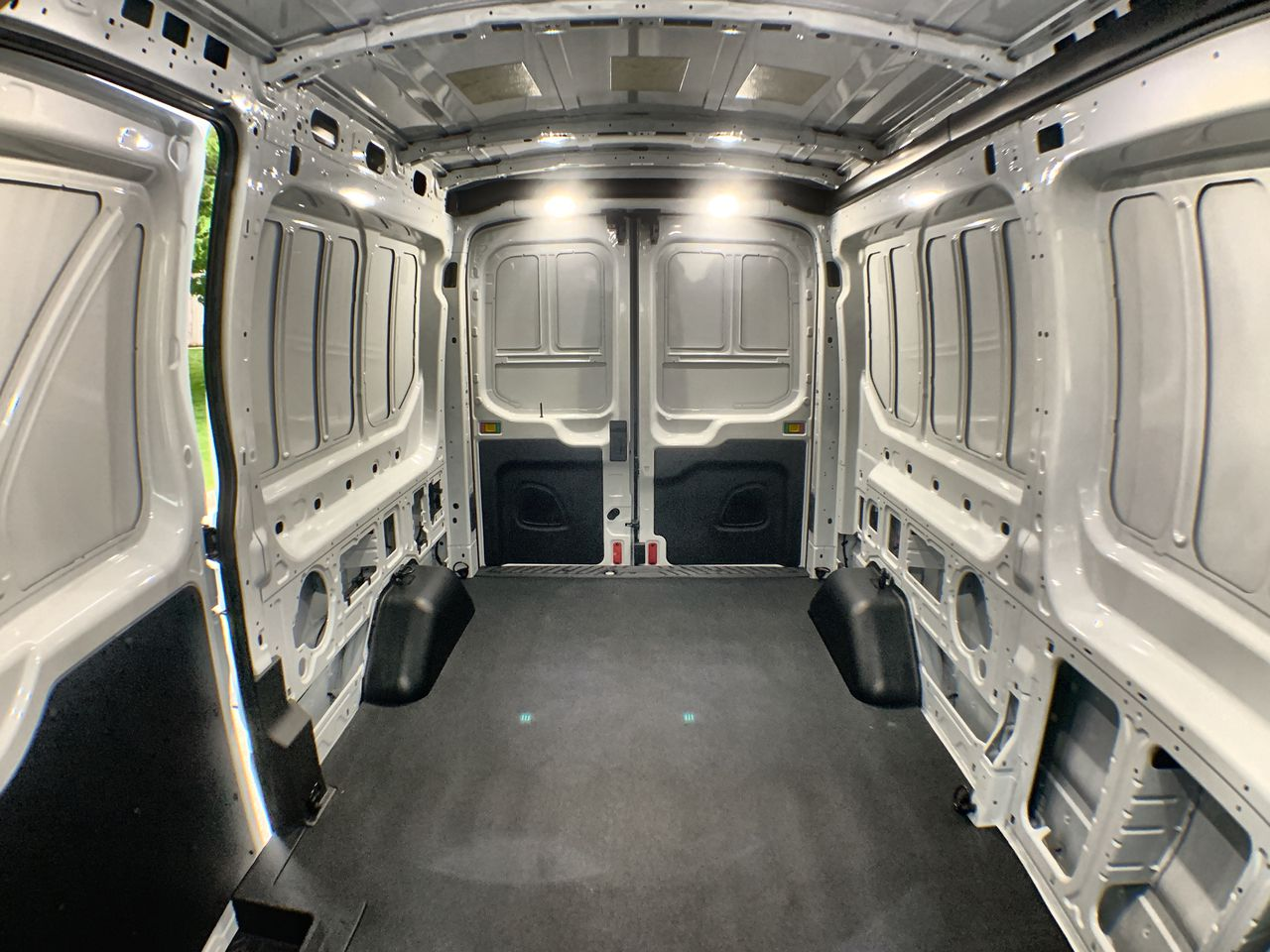 2019 Transit 250 Med Roof 4x2,  Empty Cargo Van #19F621 - photo 38