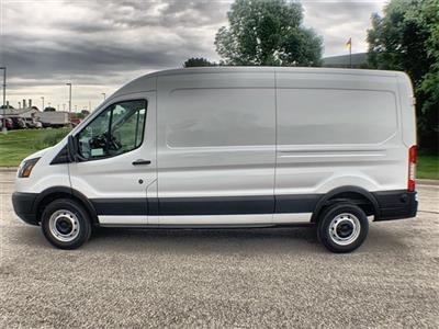 2019 Transit 250 Med Roof 4x2,  Empty Cargo Van #19F621 - photo 3