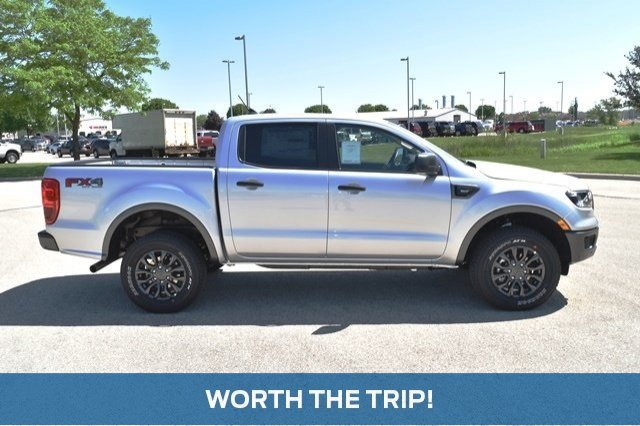 2019 Ranger SuperCrew Cab 4x4,  Pickup #19F622 - photo 11
