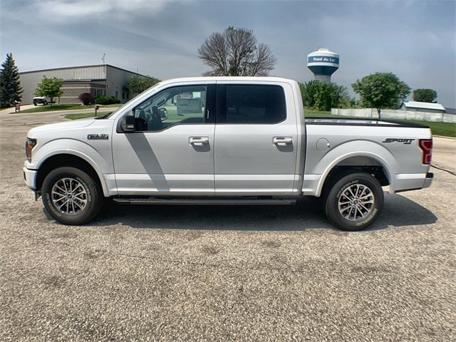 2019 F-150 SuperCrew Cab 4x4,  Pickup #19F626 - photo 2