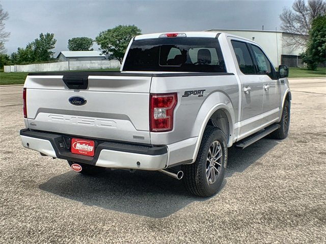 2019 F-150 SuperCrew Cab 4x4,  Pickup #19F626 - photo 10