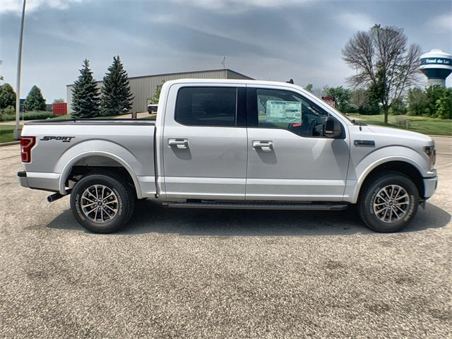 2019 F-150 SuperCrew Cab 4x4,  Pickup #19F626 - photo 11