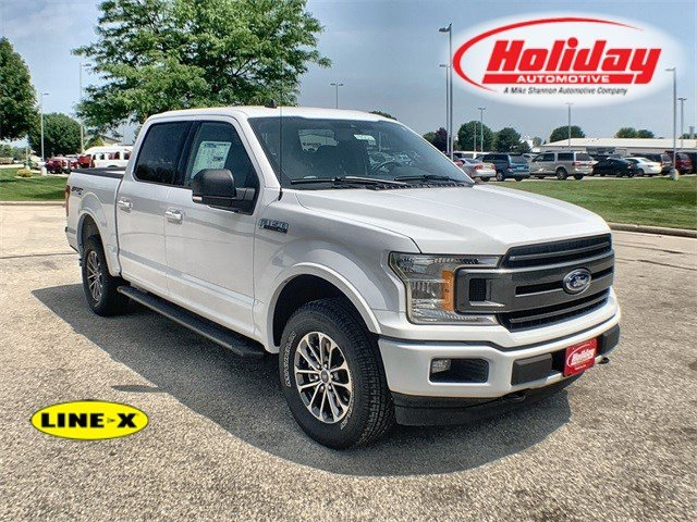 2019 F-150 SuperCrew Cab 4x4,  Pickup #19F626 - photo 1