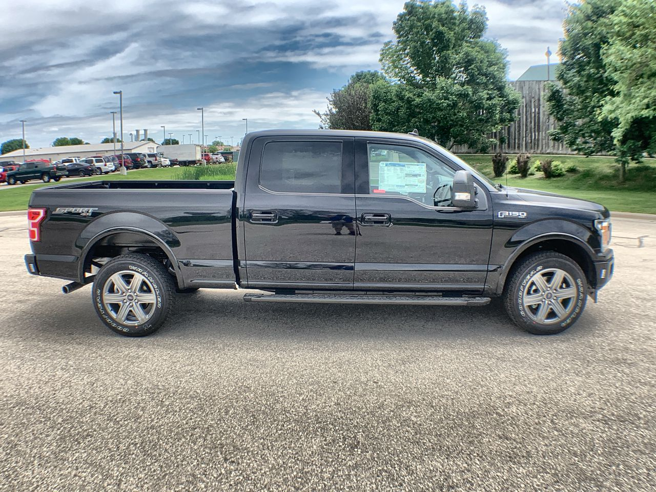 2019 F-150 SuperCrew Cab 4x4,  Pickup #19F628 - photo 7
