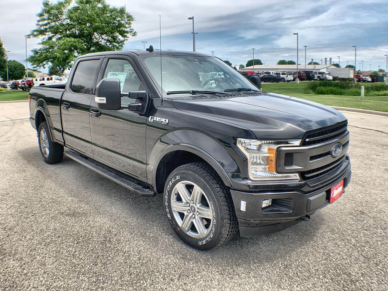 2019 F-150 SuperCrew Cab 4x4,  Pickup #19F628 - photo 8