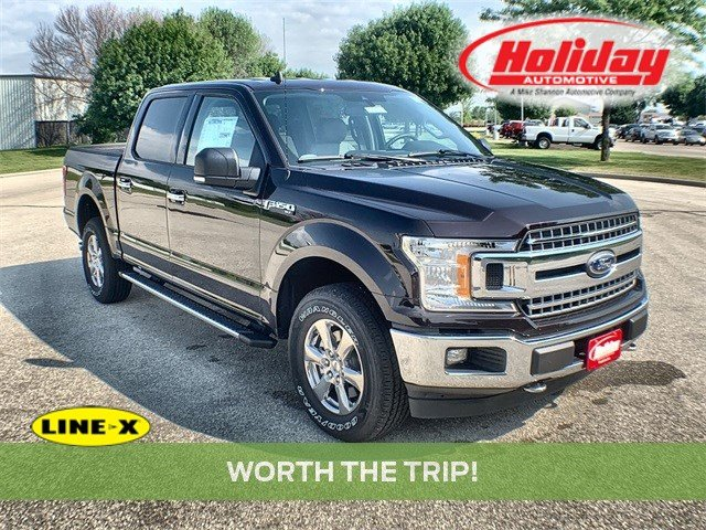 2019 F-150 SuperCrew Cab 4x4,  Pickup #19F636 - photo 1