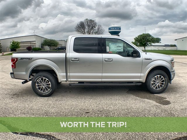 2019 F-150 SuperCrew Cab 4x4,  Pickup #19F639 - photo 11