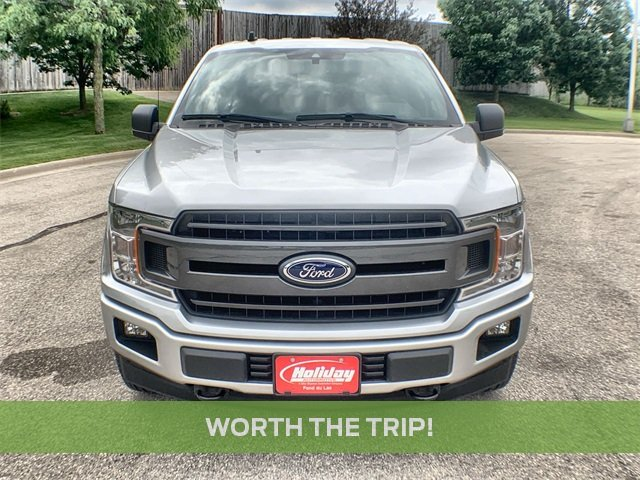 2019 F-150 SuperCrew Cab 4x4,  Pickup #19F639 - photo 12