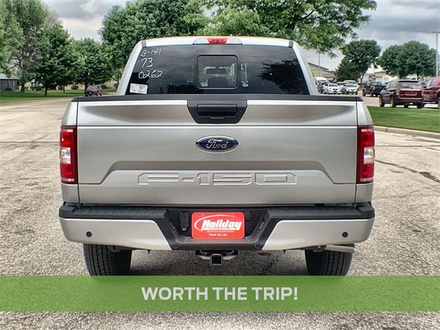2019 F-150 SuperCrew Cab 4x4,  Pickup #19F639 - photo 9