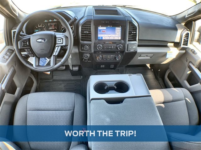 2019 F-150 SuperCrew Cab 4x4,  Pickup #19F641 - photo 5