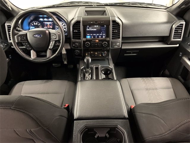 2019 F-150 SuperCrew Cab 4x4,  Pickup #19F644 - photo 6