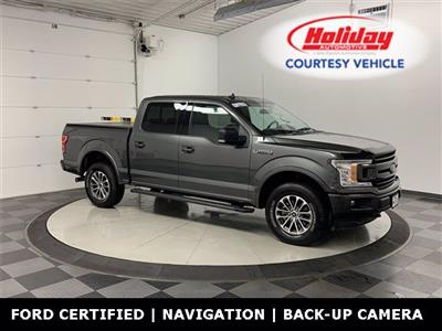 2019 F-150 SuperCrew Cab 4x4,  Pickup #19F644 - photo 1