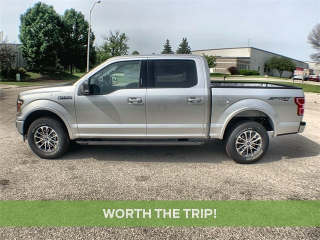 2019 F-150 SuperCrew Cab 4x4,  Pickup #19F645 - photo 7