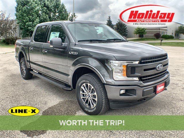 2019 F-150 SuperCrew Cab 4x4,  Pickup #19F646 - photo 1