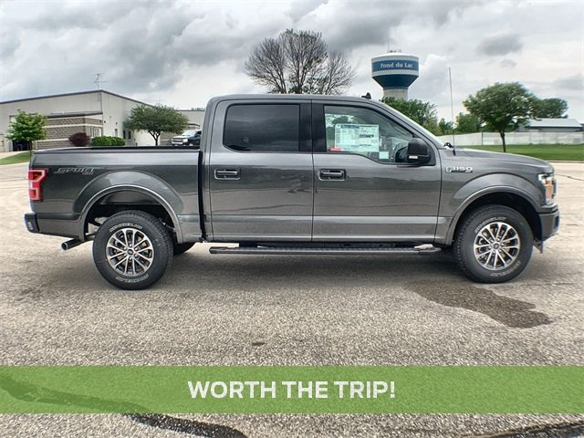 2019 F-150 SuperCrew Cab 4x4,  Pickup #19F646 - photo 11