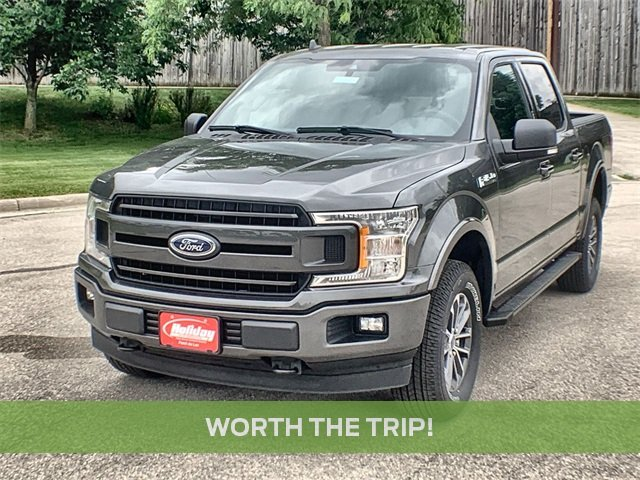 2019 F-150 SuperCrew Cab 4x4,  Pickup #19F646 - photo 3