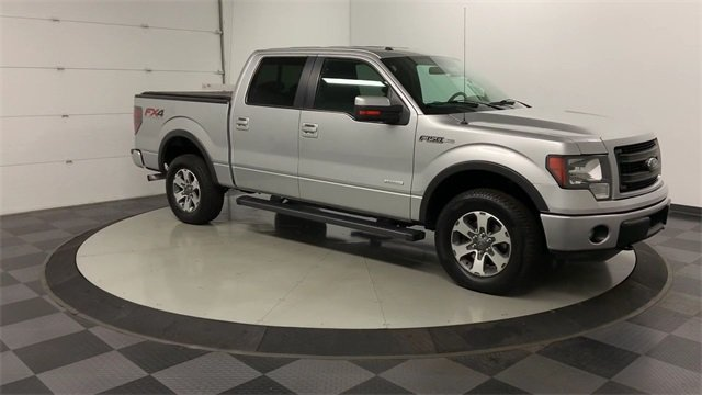 2014 F-150 SuperCrew Cab 4x4, Pickup #19F646A - photo 30