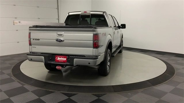 2014 F-150 SuperCrew Cab 4x4, Pickup #19F646A - photo 3