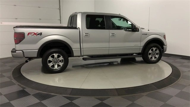2014 F-150 SuperCrew Cab 4x4, Pickup #19F646A - photo 2