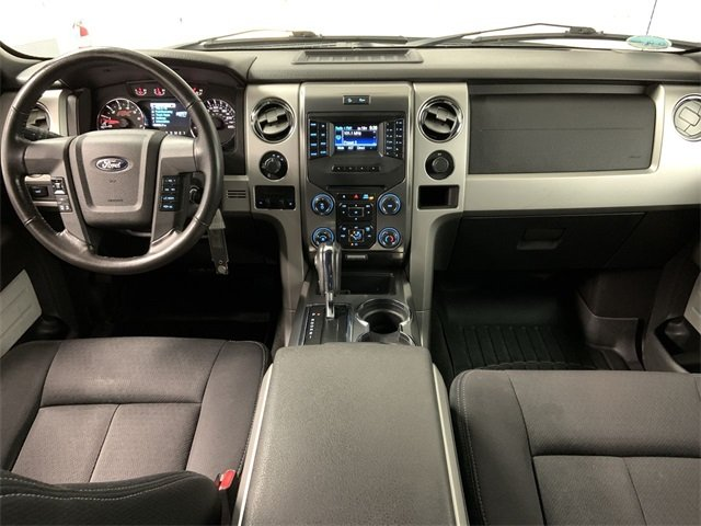 2014 F-150 SuperCrew Cab 4x4, Pickup #19F646A - photo 5