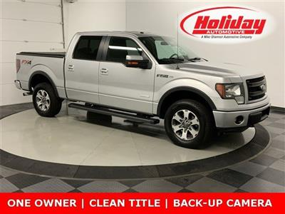 2014 F-150 SuperCrew Cab 4x4, Pickup #19F646A - photo 1