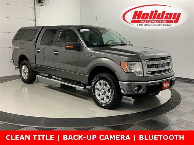 2013 F-150 SuperCrew Cab 4x4, Pickup #W2243A - photo 1