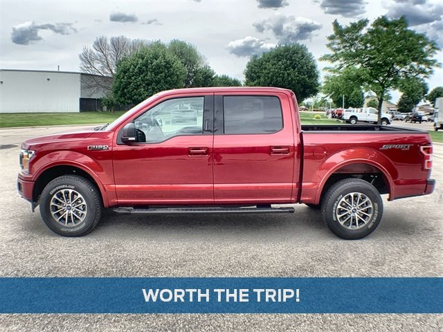 2019 F-150 SuperCrew Cab 4x4,  Pickup #19F654 - photo 1