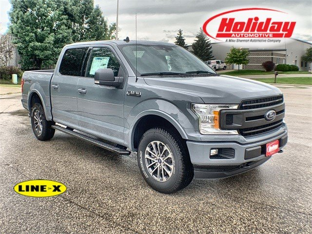 2019 F-150 SuperCrew Cab 4x4,  Pickup #19F659 - photo 1