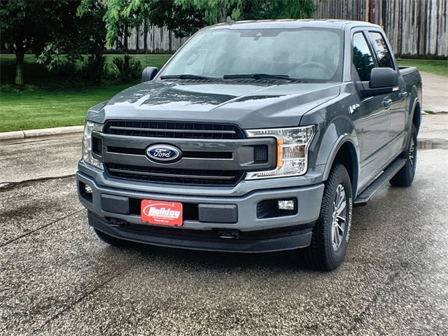 2019 F-150 SuperCrew Cab 4x4,  Pickup #19F659 - photo 3
