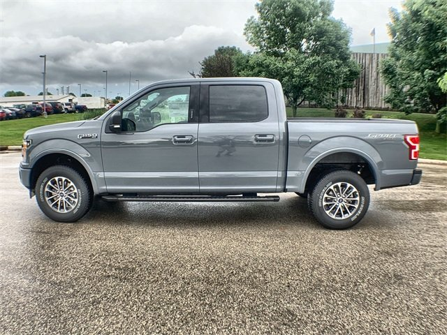2019 F-150 SuperCrew Cab 4x4,  Pickup #19F659 - photo 7