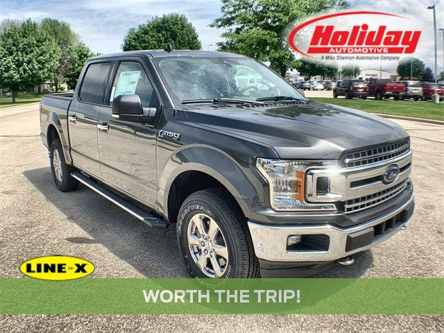 2019 F-150 SuperCrew Cab 4x4,  Pickup #19F663 - photo 1