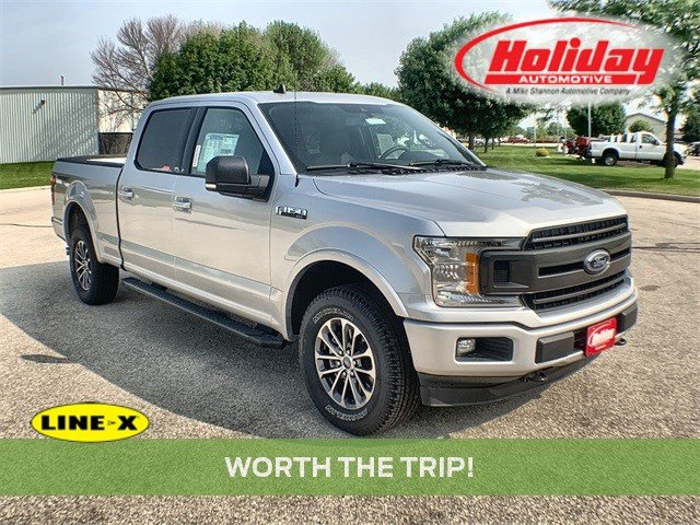 2019 F-150 SuperCrew Cab 4x4,  Pickup #19F664 - photo 3