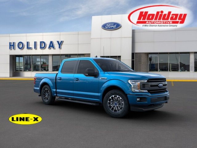 2019 F-150 SuperCrew Cab 4x4,  Pickup #19F667 - photo 1