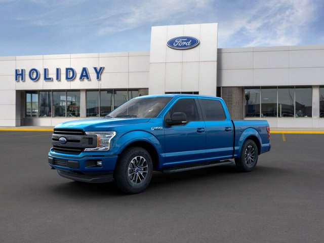 2019 F-150 SuperCrew Cab 4x4,  Pickup #19F667 - photo 3