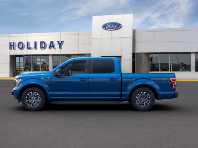 2019 F-150 SuperCrew Cab 4x4,  Pickup #19F667 - photo 4