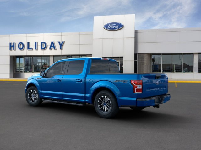 2019 F-150 SuperCrew Cab 4x4,  Pickup #19F667 - photo 5