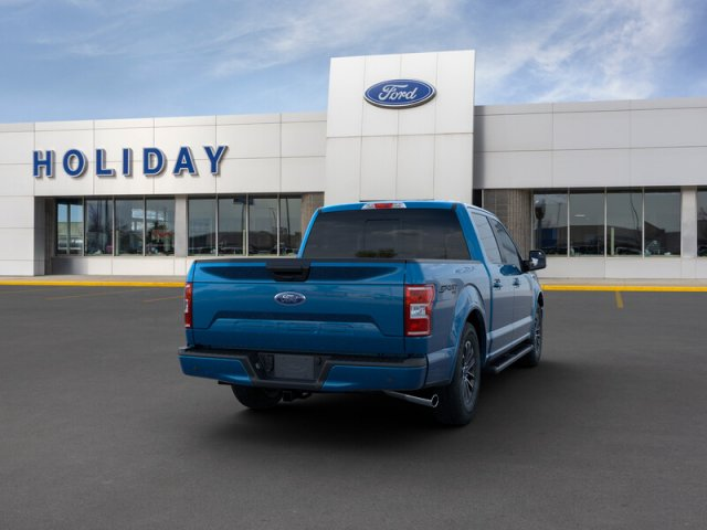 2019 F-150 SuperCrew Cab 4x4,  Pickup #19F667 - photo 8