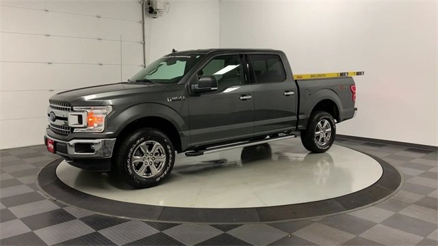 2019 F-150 SuperCrew Cab 4x4,  Pickup #19F668 - photo 3