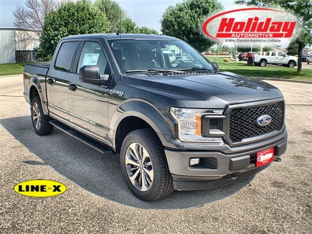 2019 F-150 SuperCrew Cab 4x4,  Pickup #19F673 - photo 1